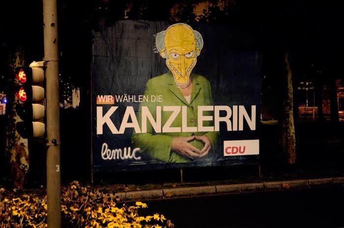 CDU-Plakat-Hack