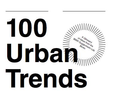 100 urban trends